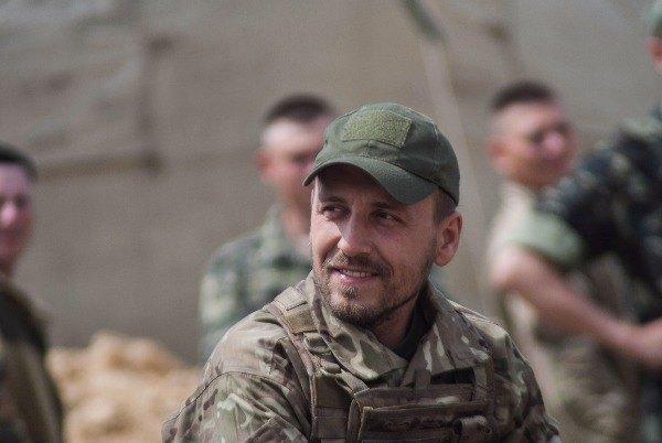 """Олег Шульга: """"На війні побратими не здогадувались, що я – актор""""(Відео)"""