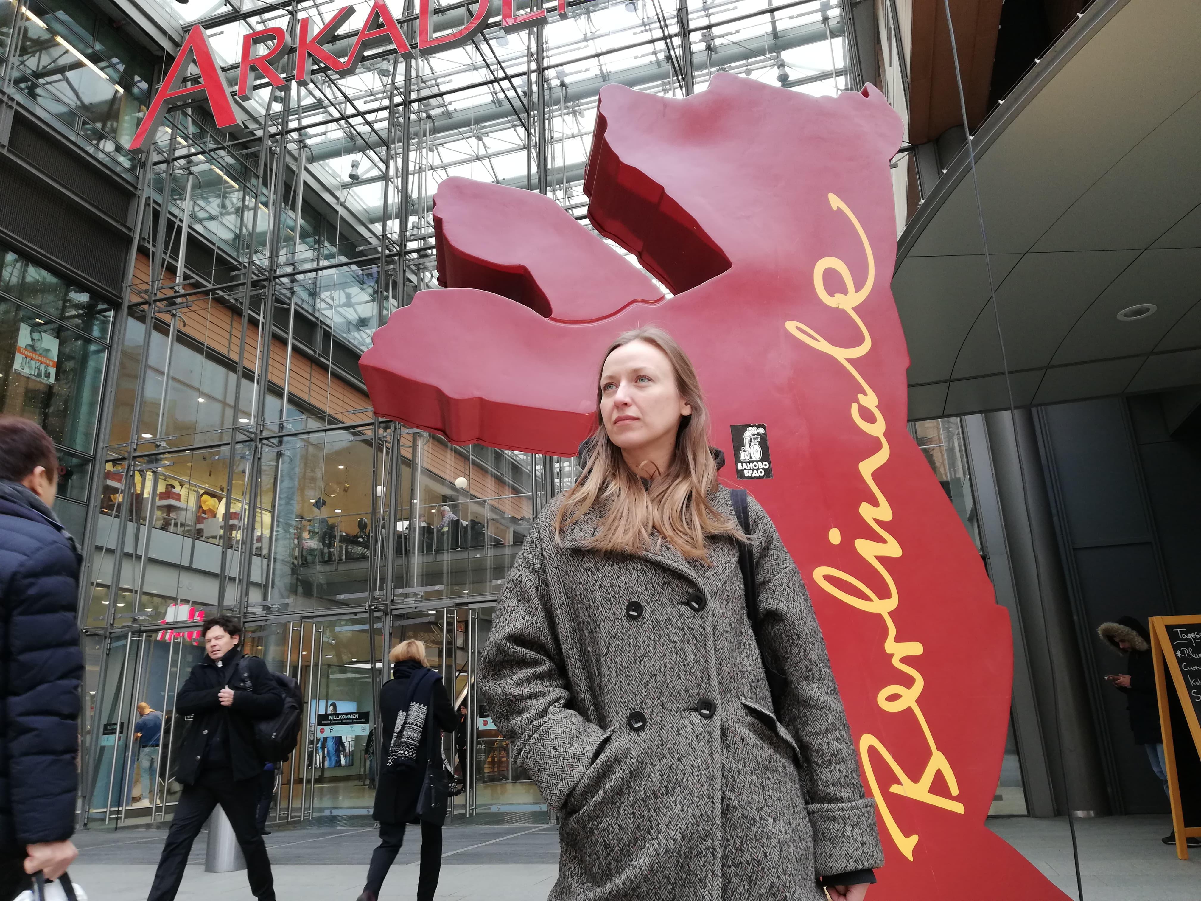 """Марина Врода: """"Любов митця до своєї країни – дуже інтимне питання"""""""