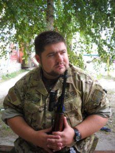 військовий психолог - Андрій Козінчук