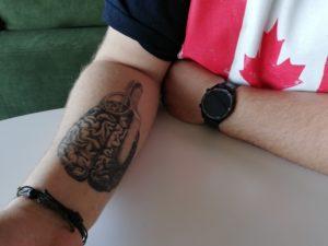 татуювання посттравматичного стресового розладу