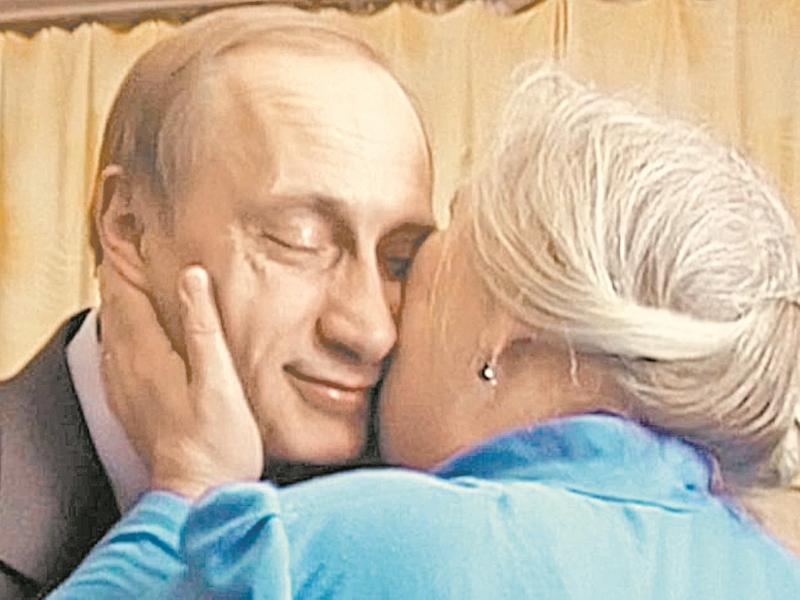 В Києві покажуть фільм про Путіна