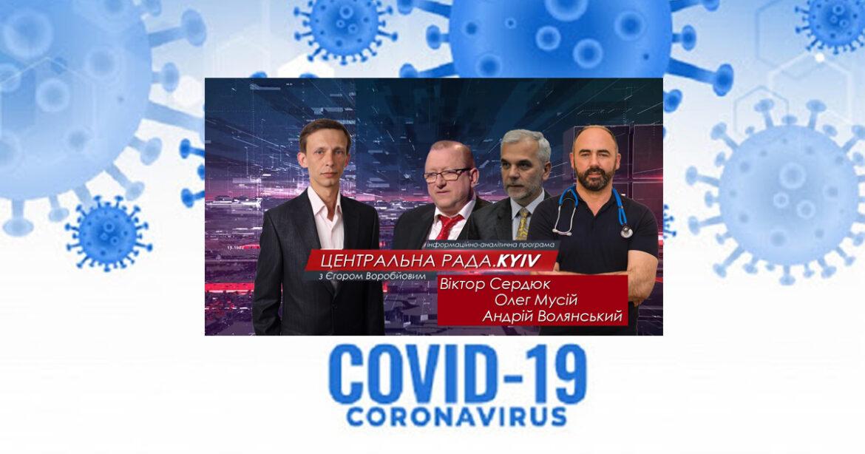 Що робити, коли відчуваєш, що захворів на COVID-19